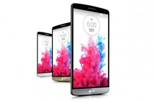 HYPER DETAILED: The latest LG flagship phone, the LG G3, can capture video in ultra-high definition. — ©LG