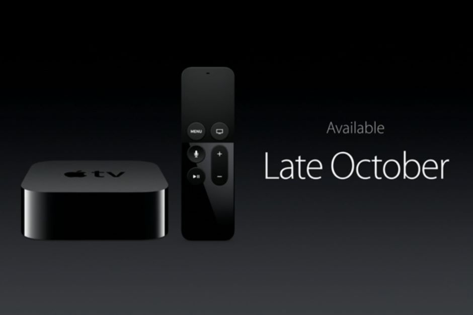 More TV: The redesigned Apple TV is bigger but offers more storage, an App Store and a new remote control. It ships in late October in the United States.